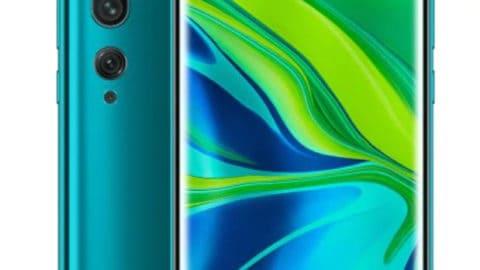 Xiaomi Mi Note 10 (CC9 Pro) 108MP Penta Camera Mobile Phone Global Version Online Smartphone