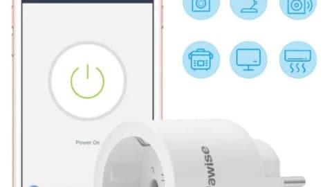Alfawise PME1606 EU Standard 16A WiFi Smart Plug