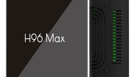 H96 Max X2 S905X2 4GB DDR4 RAM 64GB ROM 4K Android 8.1 5G WiFi USB3.0 TV BOX