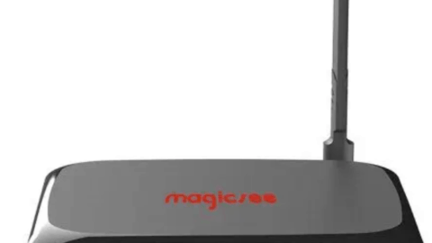 TVBox: Magicsee N5 Plus Android 9.0 8K HDR Ultra-HD Video with Amlogic S905X3