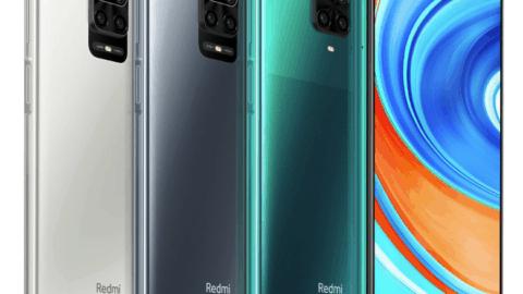 Xiaomi Redmi Note 9 Pro Global Version 6.67 inch 64MP Quad Camera 6GB 128GB 5020mAh NFC Snapdragon 720G Octa core 4G Smartphone