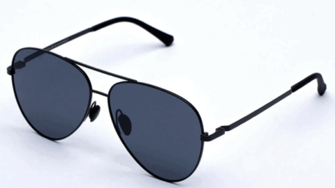 Xiaomi TS Polarized Sunglasses UV400 Anti Ultraviolet 6 Layers Polarizing Film & Lens Self Repairing Coat & Z-shaped Leg Glasses