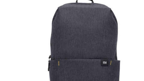 Xiaomi 7L Backpack Multiple Color Level 4 Water Repellent Shoulder Bag Travel For Women Men Student Traveling Camping